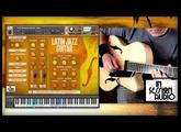 Latin Jazz Guitar - In Session Audio