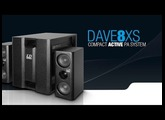 "LD Systems DAVE 8 XS - Portable 8"" Active Multimedia System"