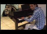 Pirates of the Caribbean - Piano Solo - Arranged by Jarrod Radnich - with film scenes