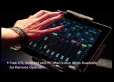 """BEHRINGER X AIR Mixers Live at """"Whisky A Go Go"""" with 8mm"""