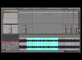 Préparer/Warper morceaux entiers dans Ableton Live