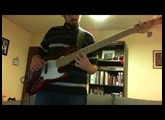 Snarky Puppy - What About Me bass cover
