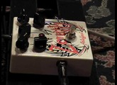 Arteffect Zenith Overdrive guitar effects pedal demo with SG & Dr Z MAZ AMP