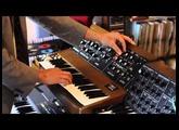 Douglas Lilburn - Overture: Aotearoa (synth arrangement)