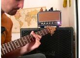 "FX  amplification - LaBleue -  Guthrie Govan "" Fives """