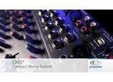 Dynacord CMS 2200-3  - CMS 1600-3 - CMS 1000-3 - CMS 600-3