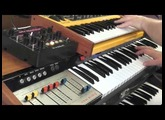 Waldorf Streichfett & vintage string synth comparison (part 1)