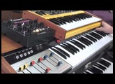 Waldorf Streichfett & vintage string synth comparison (part 2)