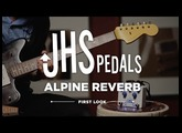 JHS Pedals Alpine Reverb Pedal Demo | First Look