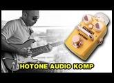 Hotone Komp Compressor Demo by Kfir Ochaion