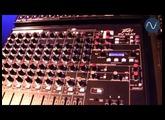 [NAMM] Peavey Auto-Tune Mixers