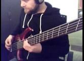 Rational Gaze | Meshuggah Bass Cover | Dingwall Combustion 5