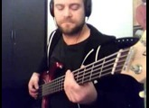 Holy Diver | Killswitch Engage Bass Cover | Dingwall Combustion 5
