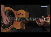 Washburn R45RCE Resonator Guitar Demo - Sweetwater Sound