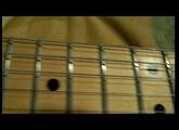 Fender standard MIM stratocaster artic white