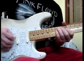 Pink Floyd - Another Brick In The Wall (part II) - Solo - Line6 POD HD500 - EMG DG20