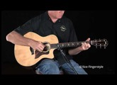 "Taylor Guitars ""616ce Demo"" - 2015"