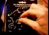 MFB 503 Drumcomputer into JoMoX M-Resonator