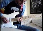 Blues Stratocaster essai