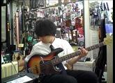 Fender Japan JB62 エレキベース