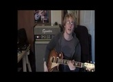 Gibson Les Paul Jimmy Page signature demo by Josh Wibaut