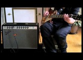 Fender Deluxe Reverb LP Drive+Echo Czar