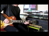 Two Notes Torpedo Live Lead Demo (Gibson R9 with Van Weelden Marshall)