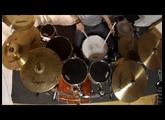 Zoom Q4 Handy Video Recorder - Drum Test