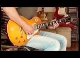 "2014 Gibson Les Paul ""Collector's Choice 15 Aged"" (CC-15 A) ""Greg Martin"" Part3"