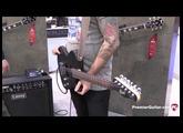 NAMM '15 - Cort Guitars MBC-1 Matthew Bellamy Signature Model Demo