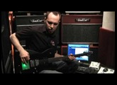 Manson MB-1 Matt Bellamy (Muse) signature guitar demo