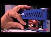 Radial Engineering Headload Attenuator [NAMM 2014]