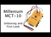 Millenium MCT 10 Cable Tester Unboxing and First Look