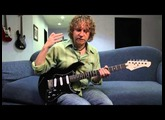 JB Eckl plays the Variax Standard - electric sounds | Line 6