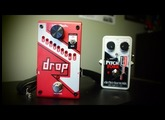 Digitech Drop vs EHX Pitch Fork | Six-String Samurai