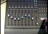 Mackie Control Universal - Moving Faders