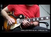 Impro sur backing track style Pink Floyd
