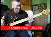 FENDER P BASS 1980 SOUNDTEST