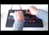 Korg electribe sampler session 1