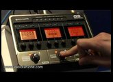 Zoom G3 Video Demo [NAMM 2011]