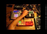 Dual wielding MicroGranny granular samplers - free noise