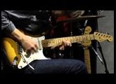 Eric Johnson Tests Out the American Vintage '56 Strat