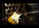 Fender Custom Shop Artisan Okoume Stratocaster Demo