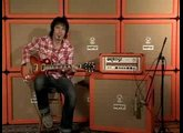 Orange Amplifiers - Rocker 30 Head and combo