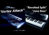 Kurzweil Forte Vortex Attack Sneak Peak