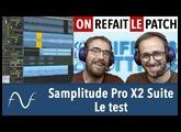Samplitude Pro X2 - TEST