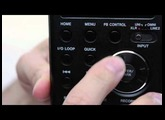 Tascam DR-100 MKII: Getting Started
