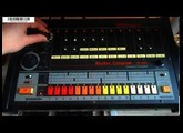 Roland TR-808 Analog Rhythm Composer - drum sounds & pattern programming