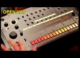 "SynthMania quick tip #6 - Marvin Gaye's ""Sexual Healing"" Roland TR-808 pattern"