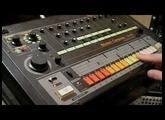 How to program a Roland TR-808 (64step beat!)